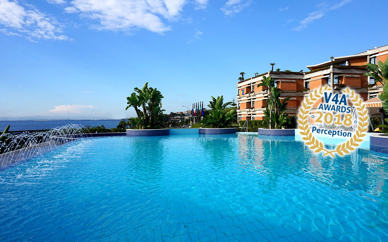Four points by sheraton catania hotel conference center village for all - Hotel con piscina catania ...