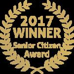 2017 WINNER Senior Citizen Award