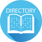 DIRECTORY IN BRAILLE