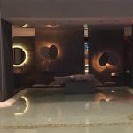 Hotel in Motion l'Installazione