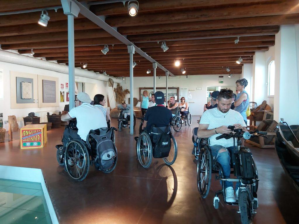 visita alla Sala della Calata al Museo dei Marinati