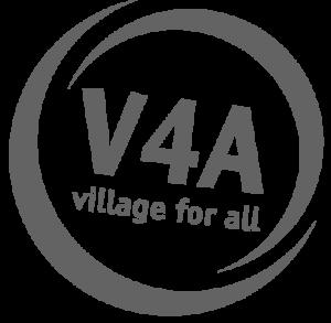 Logo V4A® grigio