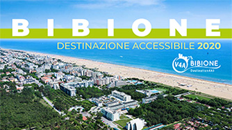 copertina guida Village for all 2020 BIBIONE lingua italiana