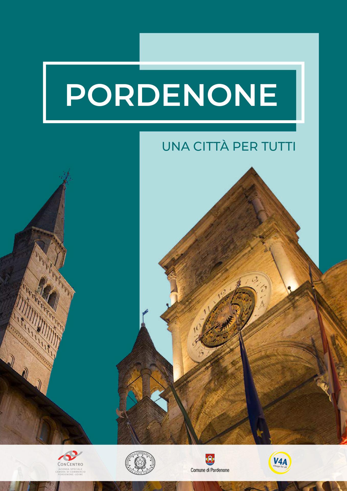 Cover GUIDA PORDENONE 2020