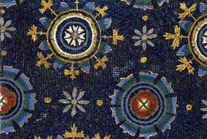 Mosaico Cielo Stellato