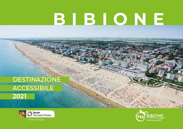 copertina guida Village for all 2021 BIBIONE lingua italiana